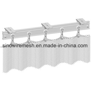 Galvanized Chain Link Fence (diamond wire mesh) PVC Coated Chain Link Fence pictures & photos