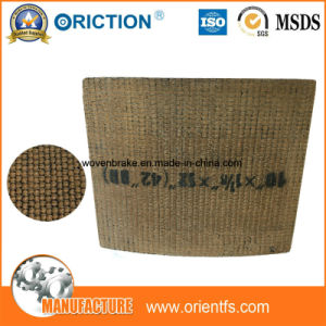 Anchor Windlass Brake Lining in Roll pictures & photos