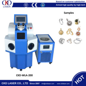 Spot Laser Welder Jewelry Laser Welding Machine pictures & photos