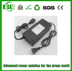 Electric Motorcycle of Smart AC/DC Adapter for Battery About 54.6V2a Battery Charger pictures & photos