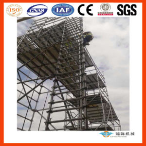 Layher All Round Ringlock Scaffolding in Steel Comply with Layher Standard pictures & photos