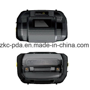 Handheld PDA with 1d 2D Barcode Scanner Thermal Printer pictures & photos