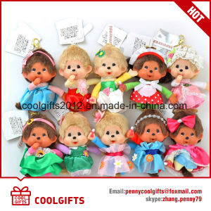 New Custom Plush Kids Stuffed Soft Toy with Cartoon Figure pictures & photos