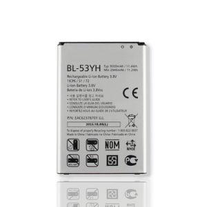 Bl-53yh Battery for LG G3 Battery D855 D858 D859 D830 D850 D851 F460 F400k/S/L Vs985 Bl 53yh Bl53yh 3000mAh Li-ion Batteria pictures & photos