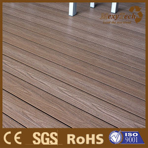 Rooftop Patio Wood Plastic Composite Floor WPC Decking pictures & photos