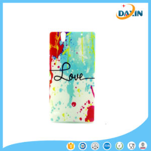 Colorful Painted Softcases for Sony Cell Phone pictures & photos