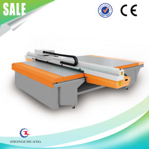 Large Format Flatbed Digital Color Inkjet Printing Machine pictures & photos