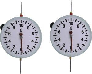 Dynamometer, Circular, Pair Dy01008.01~02