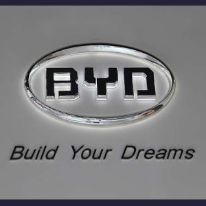 Custom Outdoor Advertising Wall LED 3D Car Logo Sign pictures & photos
