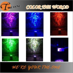 18X17W LED PAR Wedding Concert Stage Decoration pictures & photos