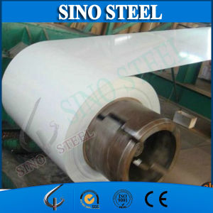 White Color Galvanized / Galvalume Steel Coil Manufacturers in China pictures & photos