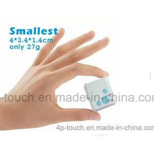 Portable Mini GPS Tracker with Two-Way Communication and Sos V16 pictures & photos