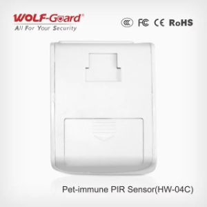 Wireless Pet-Friendly Immue PIR Sensor (HW-04C) pictures & photos