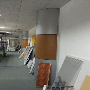Aluminium Honeycomb Panel for Column Covering pictures & photos