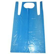 Polyethylene Aprons/Disposable PE Apron/Plastic Apron Machine Made pictures & photos