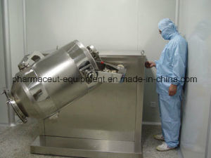 2D High Efficient Mixer Machine Blender of Pharmaceutical Machine pictures & photos