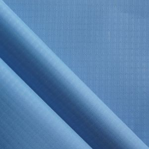 Polyester Ripstop PVC/PU Double Yarn Polyester Fabric pictures & photos