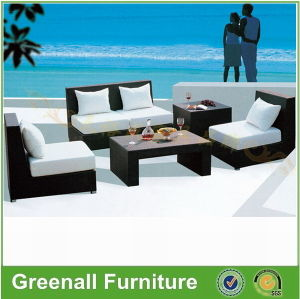 Outdoor Rattan Sofa Without Arm pictures & photos