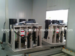 Zn63A 12kv High Voltage Vacuum Circuit Breaker (Indoor) pictures & photos