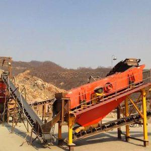 Coal, Ore, Sandstone Circular Vibrating Screen Machine pictures & photos