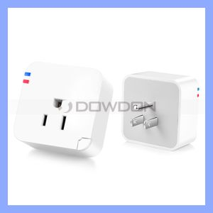 2200W Us Standard Smart Home Socket Set IEEE802.11b/G/N WiFi Light Switch pictures & photos