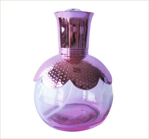 100ml Glass Cylinder-Shaped Perfume Bottle (KLN-30) pictures & photos