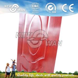 ISO/SGS Customized Wood Veneer Door Skin pictures & photos