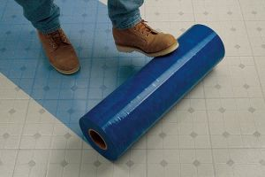Polyethylene Film for Tiles Protection pictures & photos