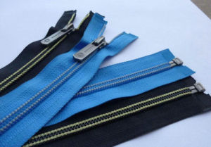 Custom Nylon Long Chain Zipper Rolls pictures & photos