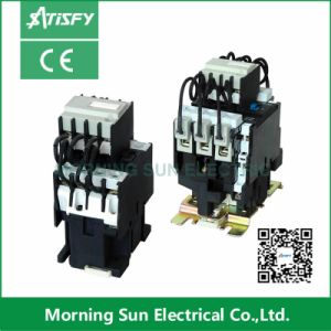 Switch Over Power Capacitor AC Contactor pictures & photos