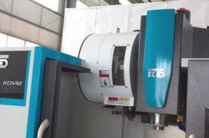 Hot Sales 3-Axis Precision Vertical CNC Milling Machine Kdvm800L pictures & photos