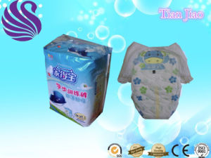 Cotton Ultra Absorbency Breathable Baby Training Pant Style Diapers pictures & photos