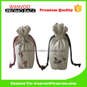 Cheap OEM Packaging Drawstring Bag for Food pictures & photos