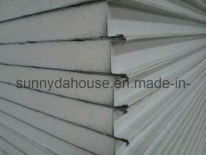EPS Wall and Roof Sandwich Panel pictures & photos