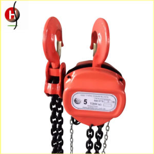 Portable Manual Chain Block Hand Chain Hoist pictures & photos