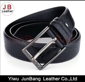 Hot Selling Custom Embossed Men Genuine Leather Belts