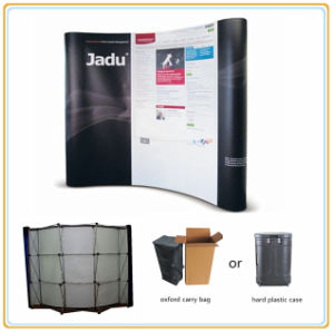 Easy Pop up Wall, Pop up Display Stands (10FT Magnetic) pictures & photos