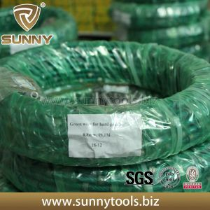 High Quality Diamond Wire Saw for Marble Quarry pictures & photos
