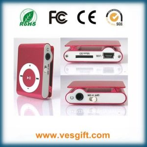 Wholesale Cheap Mini MP3 Music Player pictures & photos