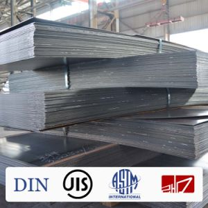 HRC/Steel Plate/Steel Sheet/Q235/Ss400/A36/A572 pictures & photos