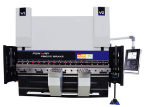 CNC Hydraulic Press Brake (PSH-110/3200HP) pictures & photos