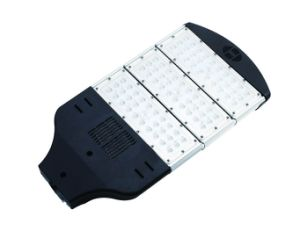 LED Street Light Aluminum Heat Sinks Made by 6063 T5 Aluminum Extrusion pictures & photos