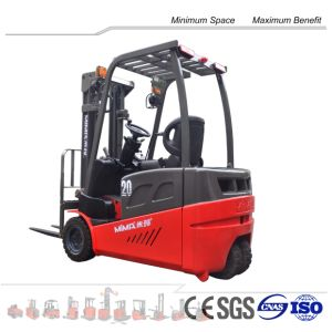 Narrow Aisle Forklift Tka pictures & photos