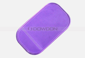 Colorful Slim Anti Slip Mobile Phone Soft Car Sticker Pad pictures & photos