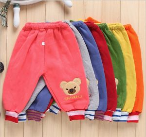 P1135 Kids Wear 0-4years Baby Inner Trouser pictures & photos