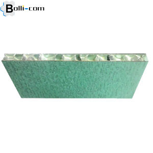 Exterior Interior 3mm 4mm 25mm 10mm 20mm Oxidized Patina Natural Brass Fr Fire Rated Retardant Fireproof Copper Honeycomb Composite Panel for Facade Cladding pictures & photos
