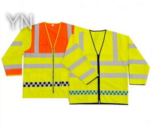 New Design Reflective Safety Jacket pictures & photos