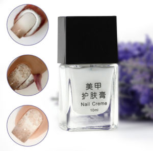 Nail Art Manicure Essential 10ml Nail Polish Peel off Anti Overflow Glue Manicure Cream Nail Edge Anti Overflow Glue Printing Gradient Necessary
