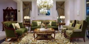 Classical Wooen Sofa Furniture