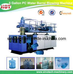PC 5 Gallon Water Bottle Blowing Machine pictures & photos